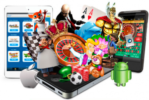 Casino Website | Top Slot Site Casino | b right mobile casino game icons and android and apple logo