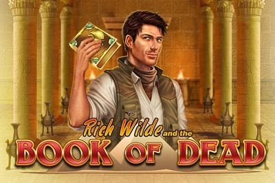 online casino sllots | rich wide and the book of dead slots