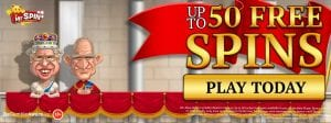 Mr Spin Online Slots New UK spin offers | sllots.co.uk