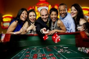 play dice games at online casino