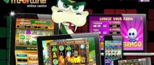 play slot on mobile devices with a cartoon snake