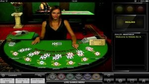 Best Online Casino UK | Strictly Cash | mobile live women dealer on blackjack
