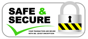 best online lucks casino | safe and secure logo with tick and padlock