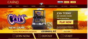 casino.uk.com screenshot
