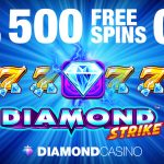 Diamond Casino on Sllots.co.uk is all you need for Juicy Bonuses!